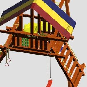 Детская игровая площадка VikingWood Самсон