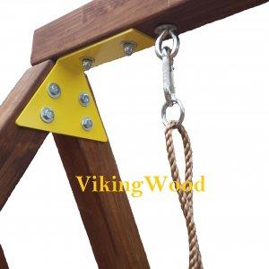 Детская игровая площадка VikingWood Spartak