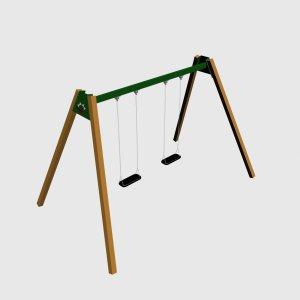 Детский игровой комплекс VikingWood DK-001