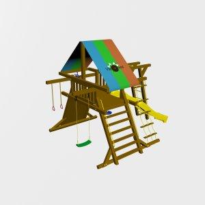 Детская игровая площадка VikingWood Samson