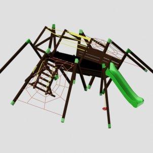 Детский игровой комплекс VikingWood Тарантул