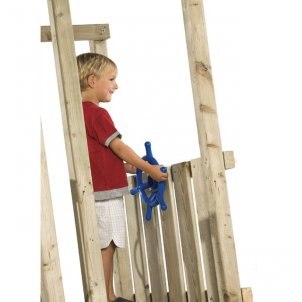 Детская игровая площадка VikingWood  Анкона с качелями Дуэт