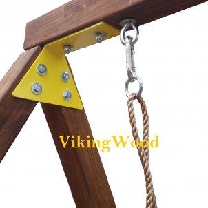 Детский игровой комплекс VikingWood Смайл