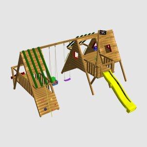 Детский игровой комплекс VikingWood Neo