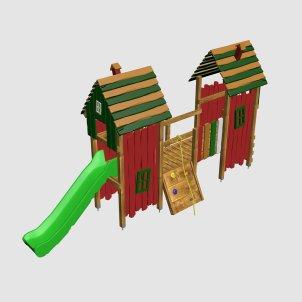 Детский игровой комплекс VikingWood Kinder