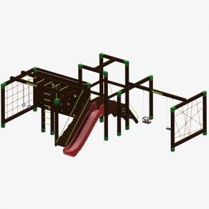 Детский игровой комплекс VikingWood Yugo