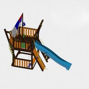 Детский игровой комплекс VikingWood Neptun