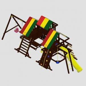 Детский игровой комплекс VikingWood Лагуна