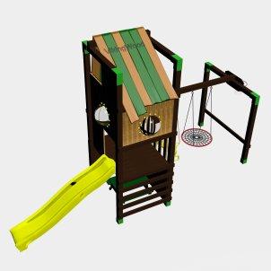 Детский игровой комплекс VikingWood Milat